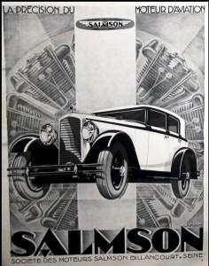 salmson pub 1929