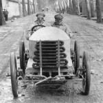 1903 paris-madrid - claude lorraine barrow (de dietrich 45hp), mechanic pierre rodez, both killed in accident 1