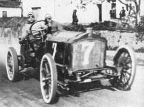 Les premières courses jusque 1914