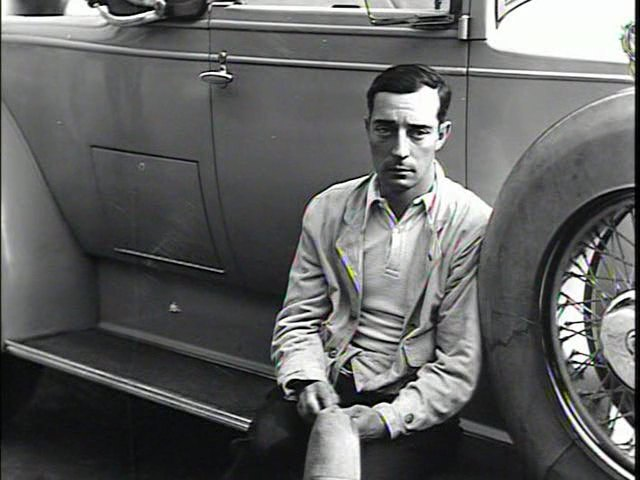 Buster Keaton Lincoln L 1929