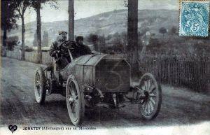 Jenatzy-sur-Mercedes1905-300x193 La coupe Gordon Benett Autre Divers