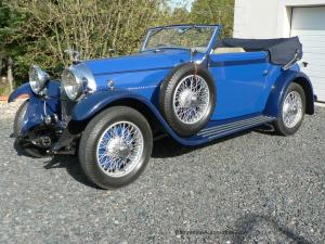 Lorraine Le Mans 1929 Gangloff 2