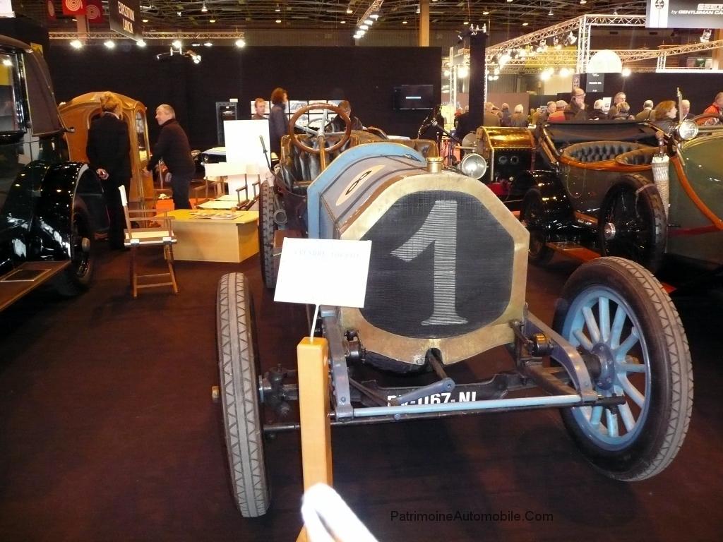 une rebour de 1907  u00e0 retromobile
