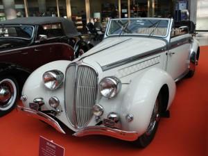 Delahaye 148 L (1938) - Cabriolet Chapron