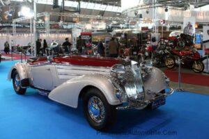 Horch 853 Spezialroadster (1937) - mit Aufbau von Erdmann & Rossi
