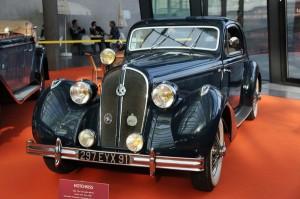 Hotchkiss 686 GS (1939) Coupé Megève