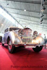 Rolls-Royce Silver Wraith (1939) - mit Erdmann & Rossi Karosserie