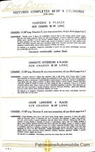nouveau-document_10-188x300 Catalogue Lorraine Dietrich de 1924 Catalogue de 1924 Lorraine Dietrich