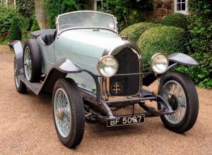 B3-6 Tourer '1922 6