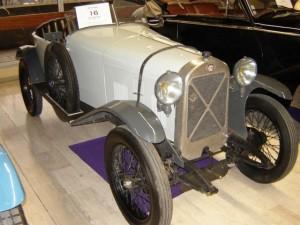 SALMSON VAL 3 GSS 1924 N° de série 34