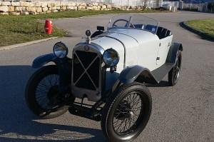 SALMSON VAL 3 GSS 1924 N° de série  34 4