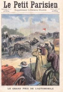 petit parisien 1908 LD