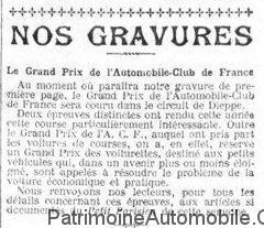 petit-parisien-1908-bisLD Lorraine Dietrich dans Le Petit Parisien 1908 Le Petit Parisien 1908 Lorraine Dietrich