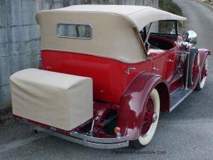 ARRIERE-Copier-300x225 Cadillac LaSalle 303 Torpédo de 1928 LaSalle 303 Torpedo de 1928