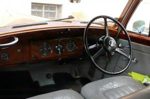 Bentley R Type de 1954 6