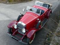 Cadillac LaSalle 303 Torpédo de 1928