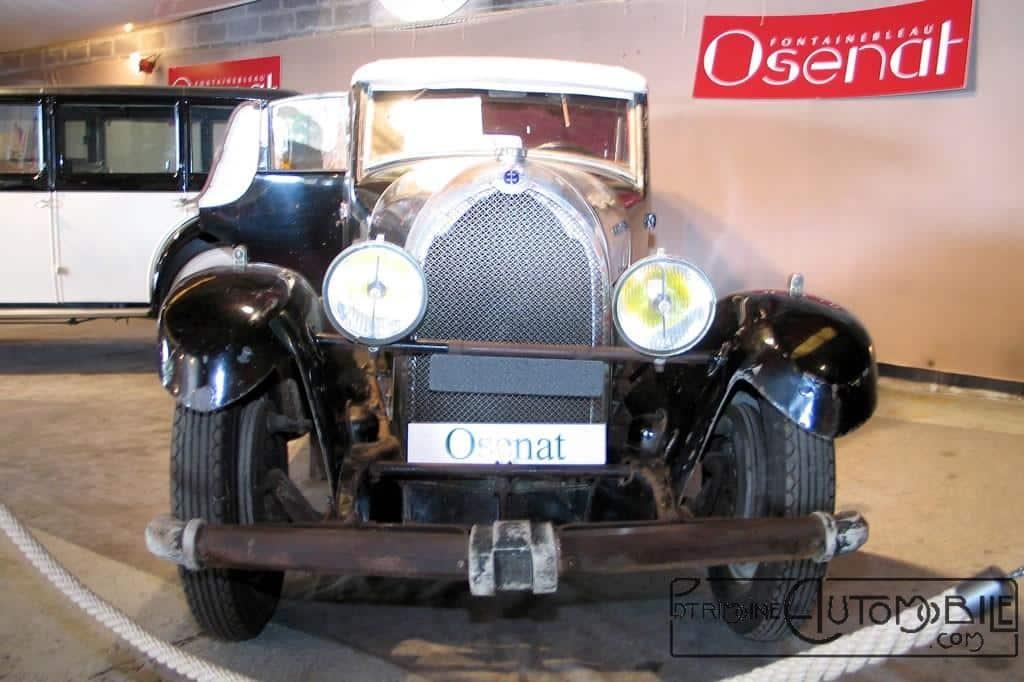 lorraine dietrich b3 6 de 1931 labourdette patrimoine automobile com. Black Bedroom Furniture Sets. Home Design Ideas