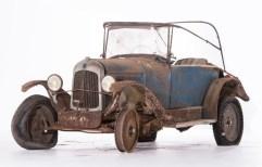Citroën-Type-C-5-HP-torpédo-trèfle-1924-300x192 Sortie de grange pour la collection Baillon Autre Divers