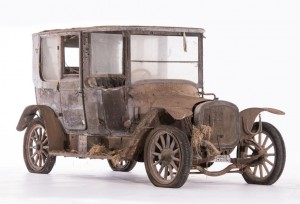 Delahaye Type 43 coupé-chauffeur Audineau et Cie - 1914 Châssis n° 7965