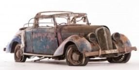 Hotchkiss 686 Paris-Nice cabriolet - ca 1939