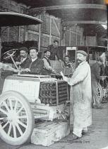 Visite d'usine (De Dietrich Lunéville)