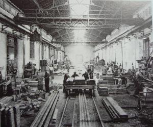 P1020082-Copier-300x249 Visite d'usine (De Dietrich Lunéville) Visite de l'Usine De Dietrich de Lunéville