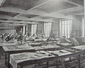 P1020083-Copier-300x240 Visite d'usine (De Dietrich Lunéville) Visite de l'Usine De Dietrich de Lunéville