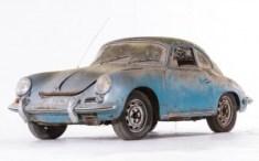Porsche 356 SC coupé - 1963