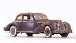 Talbot-Lago-T26-coach-surprofilé-ca-1948-Châssis-n°-102008-300x168 Sortie de grange pour la collection Baillon Autre Divers