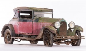 Talbot M67 11 Six cabriolet - ca 1928 Châssis n° 66795