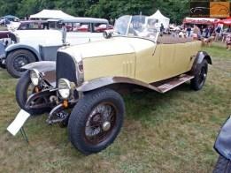 Letourneur-et-Marchand_Voisin_C3L_Torpedo_Skiff-1923-300x225 Voisin C3 de 1923 en vente à Retromobile 2015 Voisin