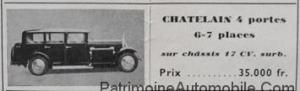 chatelain-17cv-surb-300x91 Voisin c24 de 1933 chez Artcurial Voisin