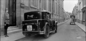 Lorraine-Dietrich B3-6 dans Le vampire de Düsseldorf, Film, 1965 3