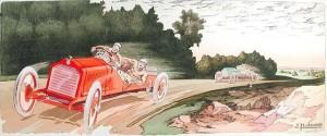 montaut 1906 duray sur LD circuit des ardennes