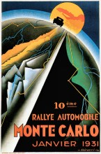 MonteCarlo1931_affiche-198x300 Jean-Pierre Wimille en B3-6 à la course de Monté-Carlo 1931 Divers Lorraine Dietrich Wimille en Lorraine Dietrich 1931