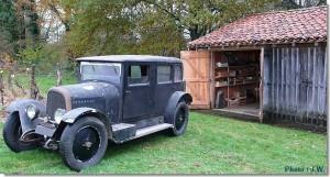 Voisin C4s 1924