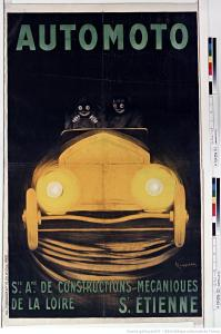 leonetto-capiello-199x300 La France adopte la Lorraine Affiche