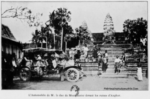 Les Prouesses de l'Automobile au Cambodge LD10