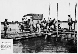 Les-Prouesses-de-lAutomobile-au-Cambodge-LD4-300x207 Voyage en Lorraine Dietrich du Comte de Montpensier en Indochine (1908) Divers la Lorraine Dietrich du Comte de Montpensier en Indochine