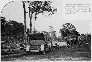 Les-Prouesses-de-lAutomobile-au-Cambodge-LD5-300x202 Voyage en Lorraine Dietrich du Comte de Montpensier en Indochine (1908) Divers la Lorraine Dietrich du Comte de Montpensier en Indochine