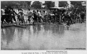 Les-Prouesses-de-lAutomobile-au-Cambodge-LD7-300x187 Voyage en Lorraine Dietrich du Comte de Montpensier en Indochine (1908) Divers la Lorraine Dietrich du Comte de Montpensier en Indochine