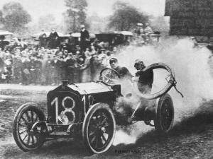 Lorraine-Dietrich-n18-Arthur-Duray-120-HP-1906-Vanderbilt-Cup-Race-300x225 Coupe Vanderbild 1906 Lorraine Dietrich 120 Hp coupe Vanderbild 1906