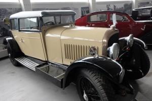 Voisin C14 Lumineuse 1927 4