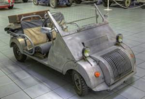 Voisin C31 Biscooter 1951 5