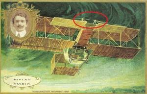 avion Voisin LA 1909