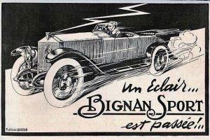 Bignan 1919