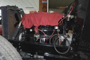 Chassis Delahaye 4