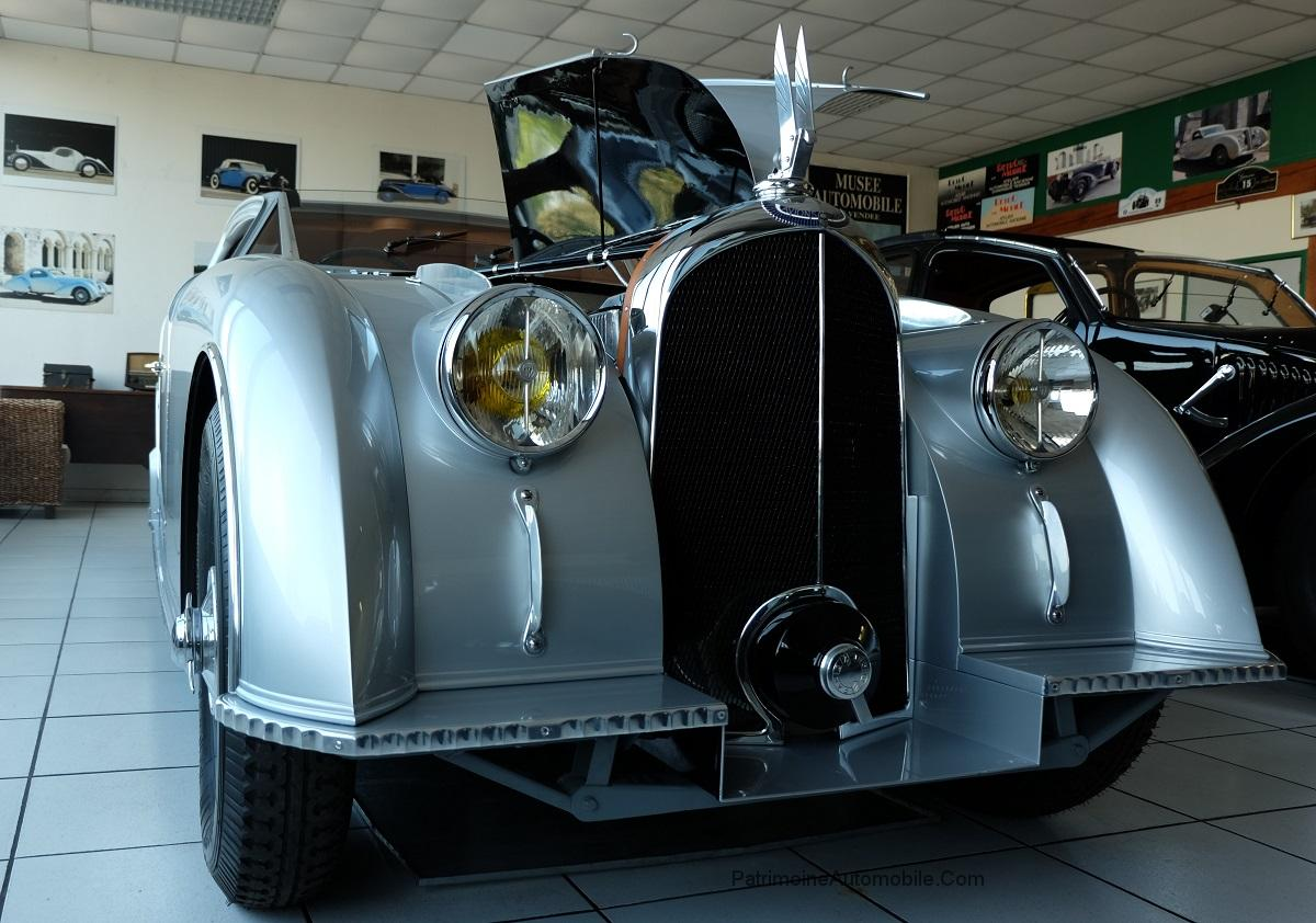 voisin c28 a u00e9rosport 1936