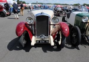 Salmson S4 Roadster 1931 1