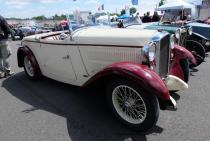 Salmson S4 Roadster 1931